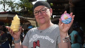 'I Dole Whipped Cancer's Butt': Woman visits Disney World after completing chemotherapy