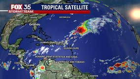 FOX 35 Storm Team: What's brewing, or not brewing, in the Atlantic
