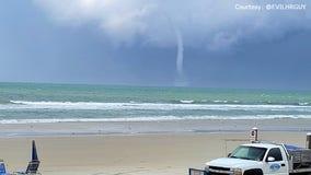FOX 35 viewers capture video, photos of waterspout near Daytona Beach