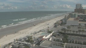 Dangerous rip currents expected this weekend, generated by Hurricane Sam