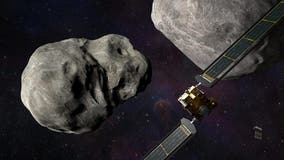 NASA exploring how to prevent asteroid from hitting earth in the future