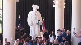 Statue of Mary McLeod Bethune unveiled in Daytona Beach