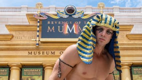 'Revenge of the Mummy' at Universal Orlando to close for maintenance, park says
