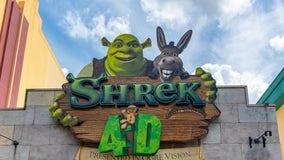 Universal Orlando: 'Shrek 4D' attraction, shop to permanently close