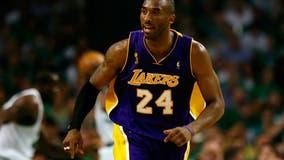 Legendary Laker Kobe Bryant honored in NBA's 75th anniversary video