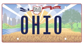 Ohio made 35,000 Wright Brothers license plates with a big mistake