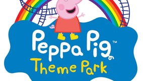World's first 'Peppa Pig' theme park opening in February 2022 in Florida
