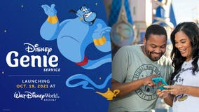 Disney's pay-to-ride Genie program launches Oct. 19