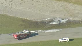 1 dead following experimental plane crash in Titusville, authorities say
