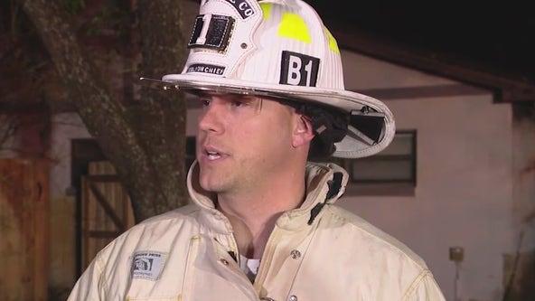 Attorney: Orange Co. Fire Rescue battalion chief fired over vaccine reprimand concerns