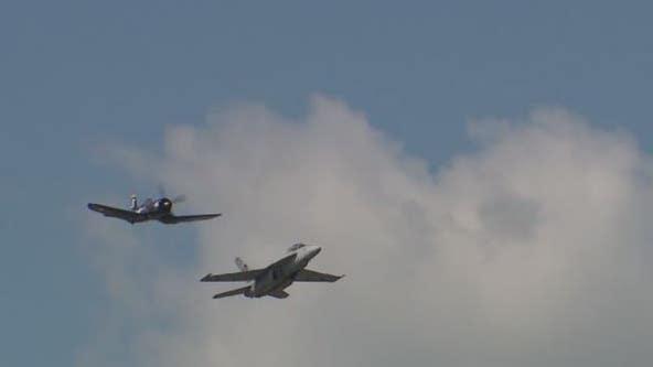 Orlando Air & Space Show flies high in Sanford