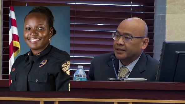 Medical Examiner: Bullet to neck killed OPD Lt. Debra Clayton