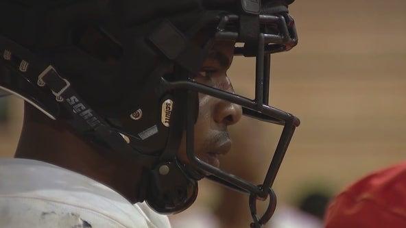 Seminole football player overcomes adversity, earns full-ride scholarship