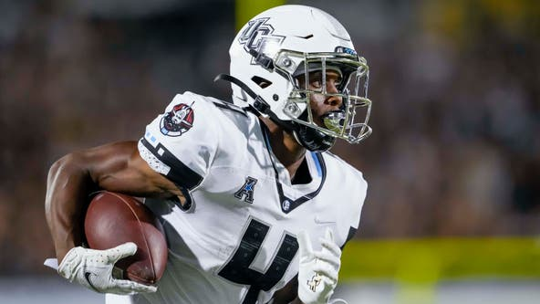 UCF stays grounded on Space Night, tops Memphis 24-7
