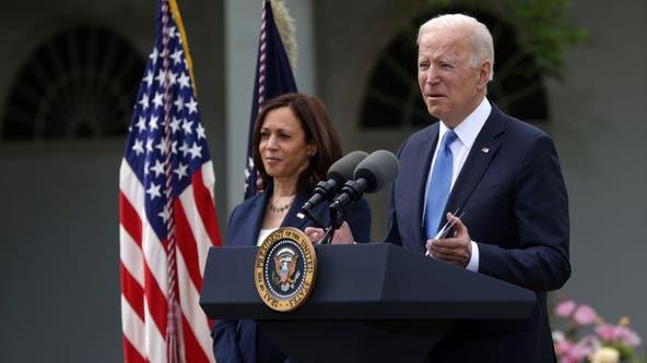 Democrats edge closer to deal on Biden's $2T spending plan