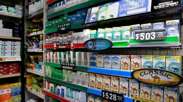Cigarette sales climbed last year for the first time in decades, FTC says