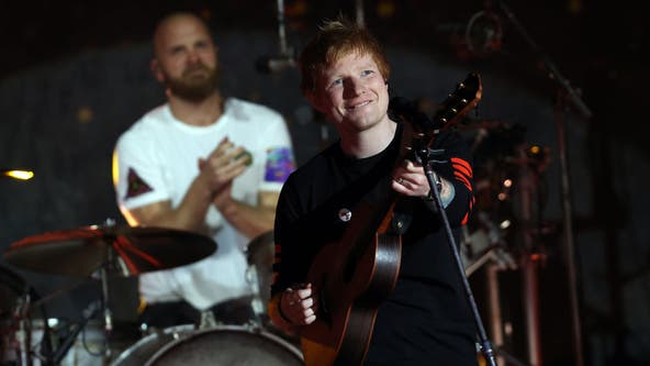 Ed Sheeran tests positive for COVID-19