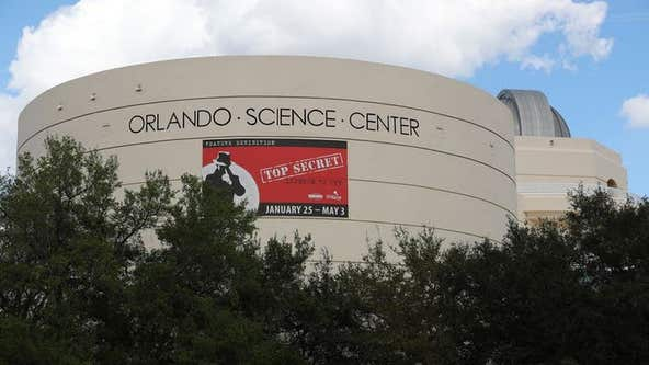 Orlando Science Center offering COVID shots, ticket for free admission