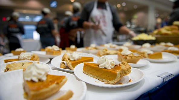 Thanksgiving dinner may be more expensive as holiday staples in short supply