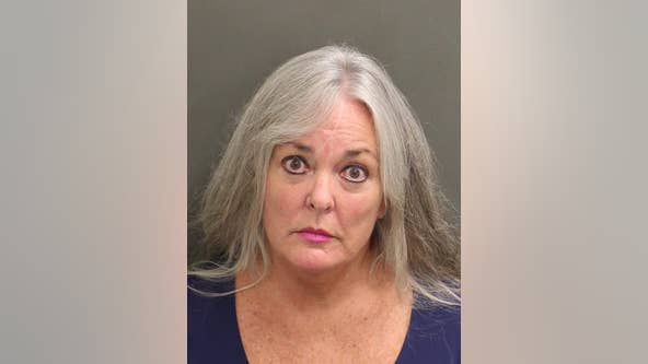 Deputies: Florida elementary school principal arrested after nearly hitting neighbor with car