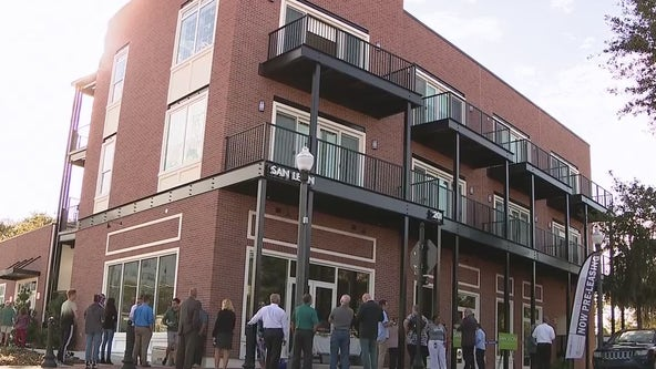 First new Downtown Sanford residential building opens in over 50 years
