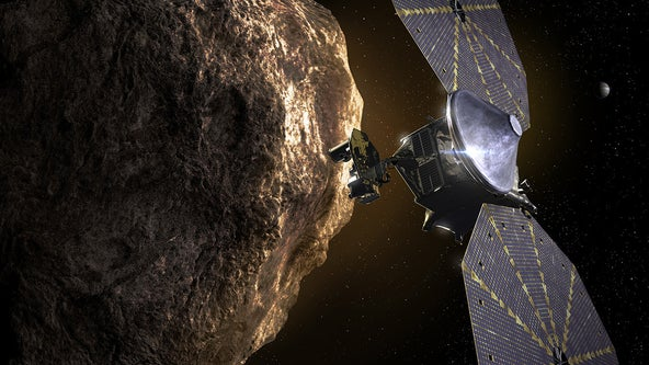 NASA's Lucy asteroid mission to launch from Florida: How to watch
