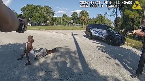Eustis police officers use Taser on man with autism