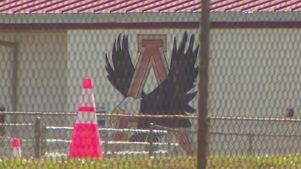 Police: Student arrested with loaded gun near football field may have had violent intentions