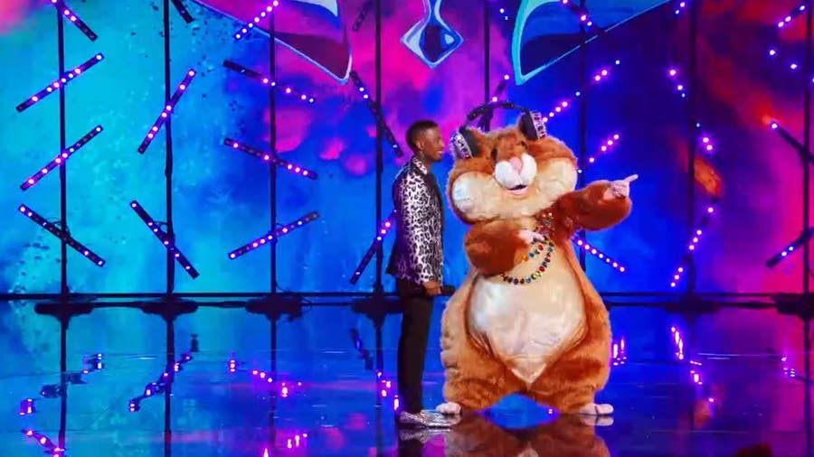 The Hamster reveal on 'The Masked Singer' will blow you away