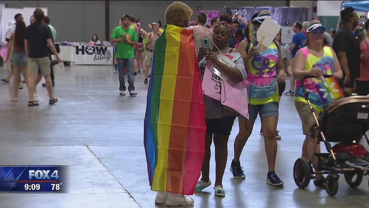 Gay parade ev ent