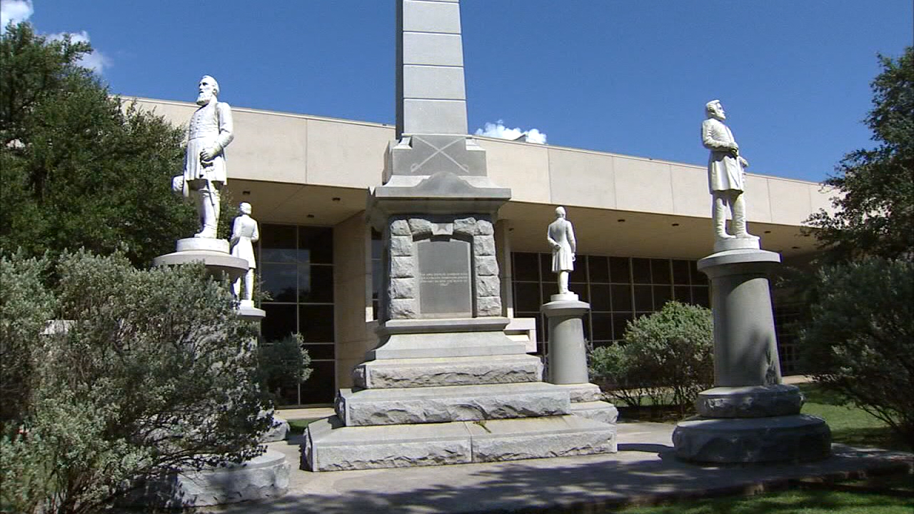 Dallas leaders now hoping to sell Confederate monuments