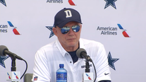 Jerry Jones still has faith in Coach Jason Garrett