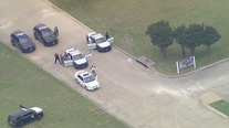 Police chase persons of interest in Royse City double murder