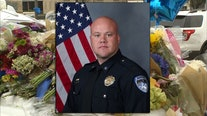 Slain Richardson officer's wife emotional on stand during punishment phase of cop killer's trial