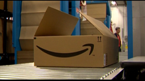 Amazon building new distribution center in Forney