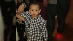 Missing Denton 2-year-old's death ruled an accident