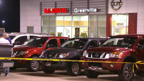 Three dead in shooting at Greenville car dealership