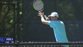North Texas teen back on the court after beating brain tumor