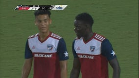 Mosquera, Badji lead FC Dallas over DC United 2-0