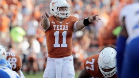 Ehlinger, No. 11 Texas look for another road win at WVU