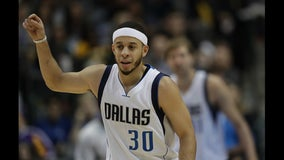 Seth Curry returns to Mavs after year away, Kleber re-signs
