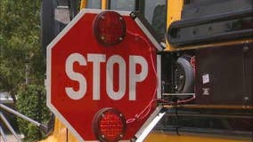 Greenville student hit by car at bus stop