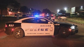 Teen shot while setting off fireworks in Dallas