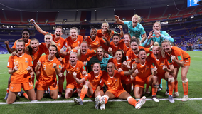 Netherlands will face off against US in WWC final after beating Sweden 1-0 in overtime