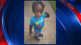 Statewide Amber Alert issued for missing Dallas 18-month-old boy