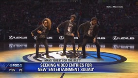 Mavs looking for new entertainment squad members