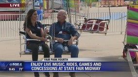 Fair Park hosts Fourth of July festivities
