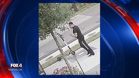 Police searching for man who assaulted woman in Uptown Dallas