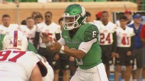 Fine time at North Texas; QB's 4th season with Littrell