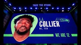 Seahawks address pass rush need selecting TCU's L.J. Collier